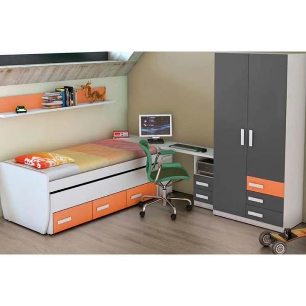 Dormitorios juveniles merkamueble26 - Merkamueble dormitorios juveniles ...
