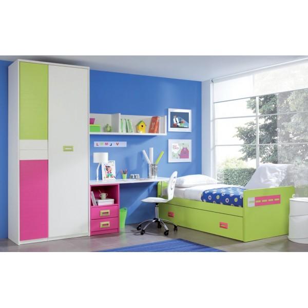 Dormitorios juveniles merkamueble29 - Merkamueble dormitorios juveniles ...