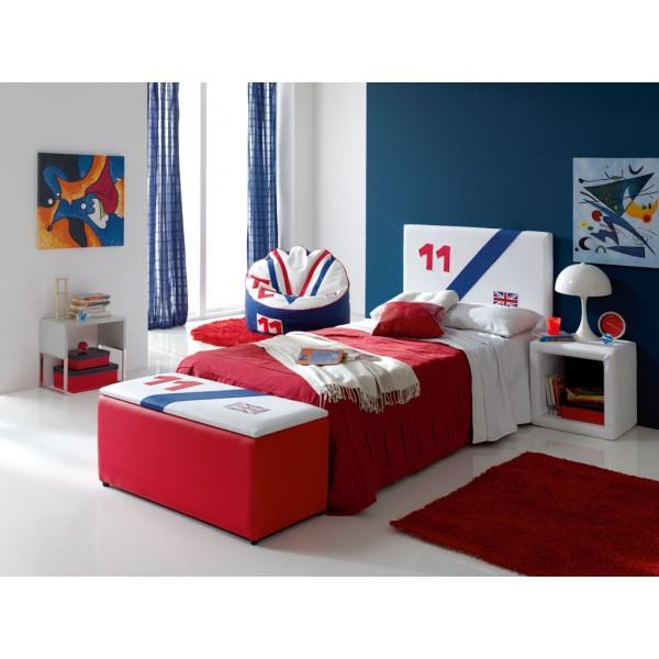 Dormitorios juveniles de merkamueble for Precios de dormitorios juveniles