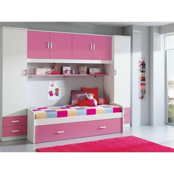 Dormitorios juveniles merkamueble30 for Precios de dormitorios juveniles