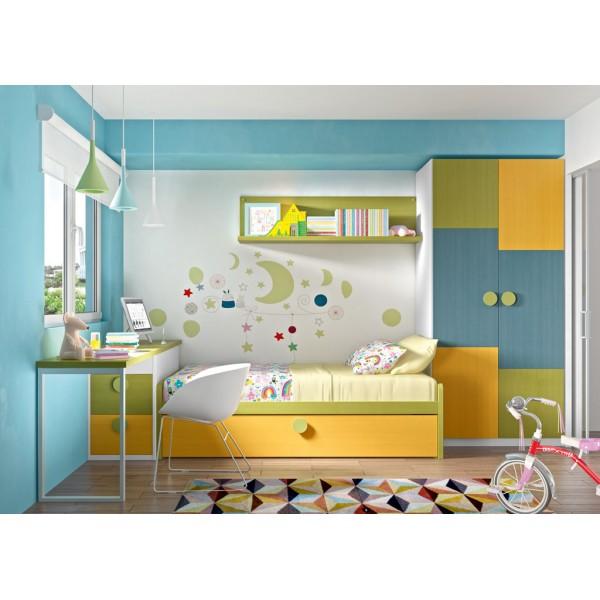 Dormitorios juveniles merkamueble32 - Merkamueble dormitorios ...