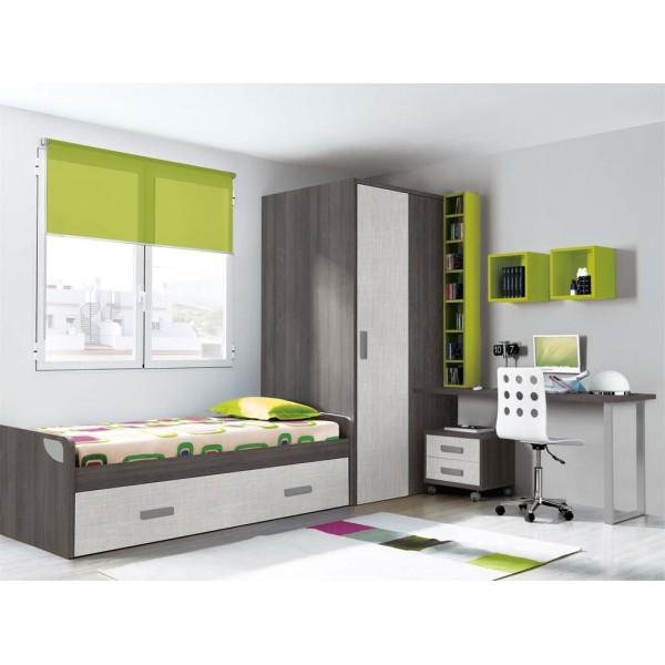 Dormitorios juveniles merkamueble33 for Muebles juveniles merkamueble