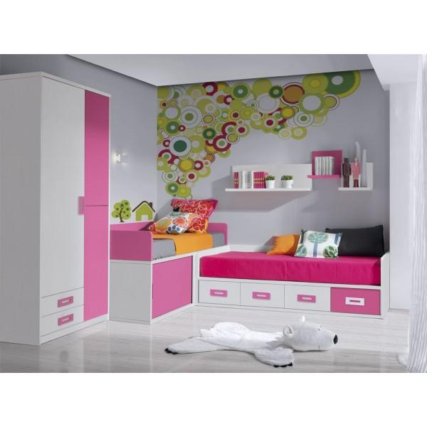 Dormitorios juveniles merkamueble34 - Merkamueble habitaciones juveniles ...
