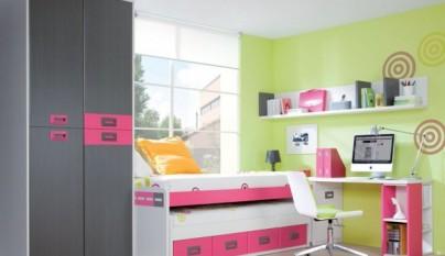 Dormitorios juveniles de merkamueble - Habitaciones infantiles merkamueble ...