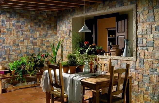 Fotos de casas de estilo r stico - Casas con estilo rustico ...