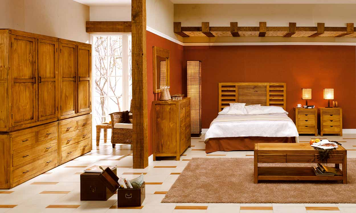 decoracion de interiores habitaciones rusticas:Fotos de casas de estilo rústico