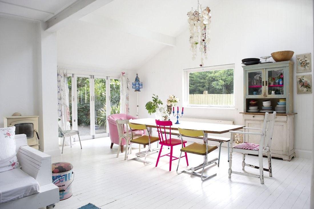 Fotos de casas vintage - Decoracion interiores vintage ...