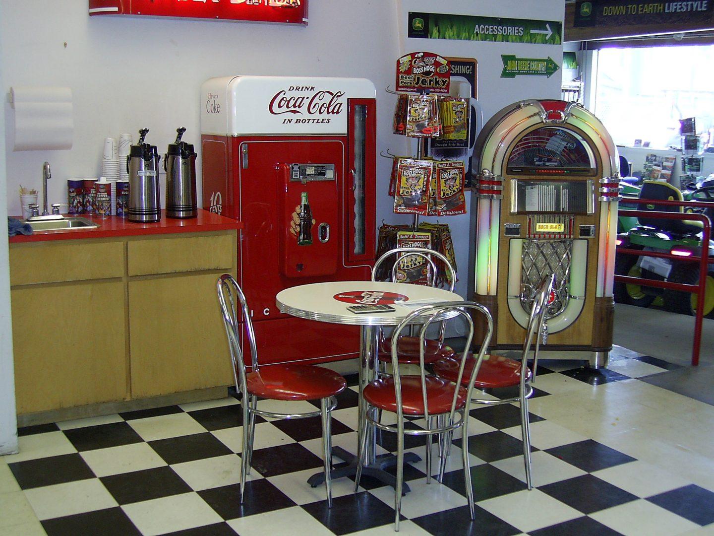 Fotos casas vintage34 - Muebles de cocina estilo retro ...