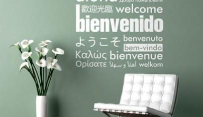 Decorablog Revista De Decoracion - Decorar-paredes-con-letras