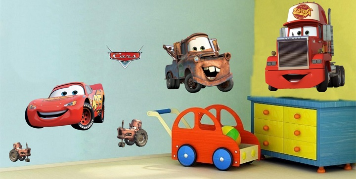 Ideas decorar cuartos infantiles1