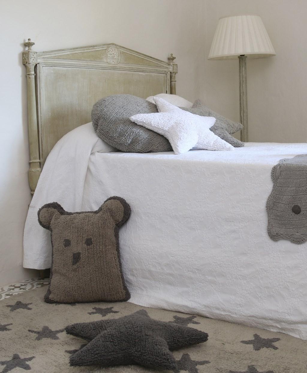 Lorena canals alfombra lavable linen start grey - Alfombras infantiles lorena canals ...