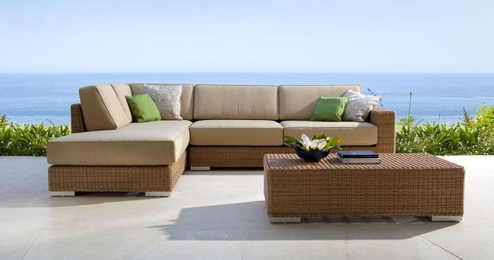 Los mejores muebles de exterior