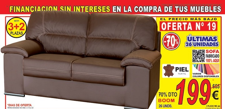 Cat logo muebles boom 2014 for Compra de muebles por internet
