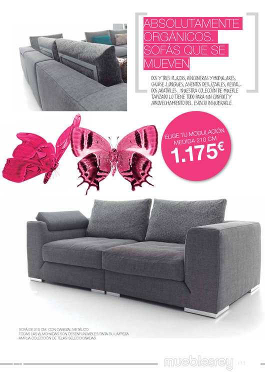 Muebles rey 201411 for Catalogo muebles rey