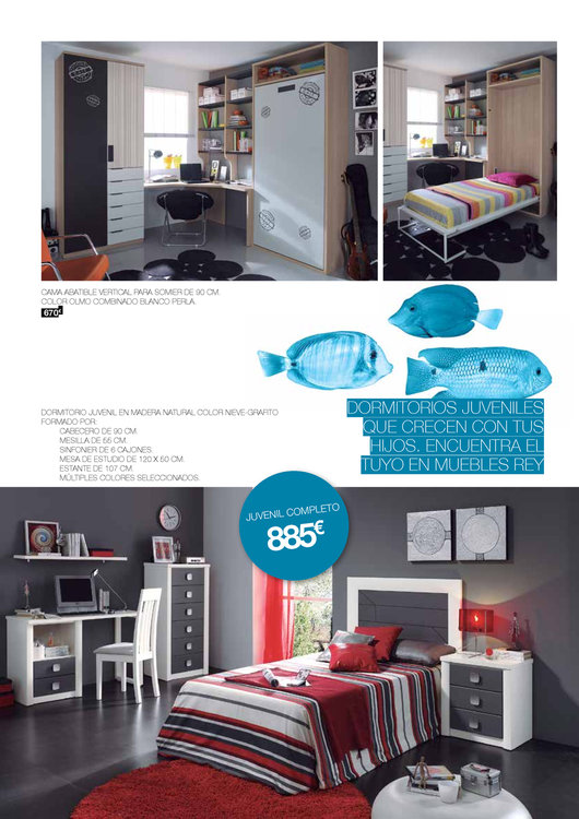 Muebles rey 201454 for Catalogo muebles rey
