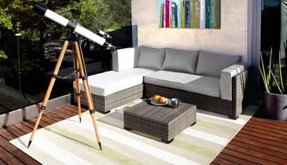 Muebles de terraza en leroy merlin idee per interni e mobili - Muebles jardin leroy ...
