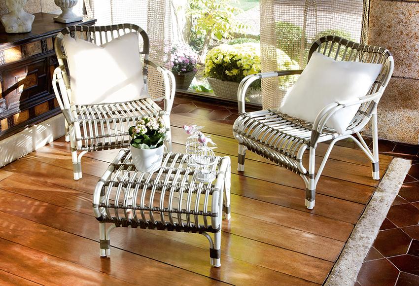 Muebles de jardin leroy merlin 20146 for Muebles terraza jardin