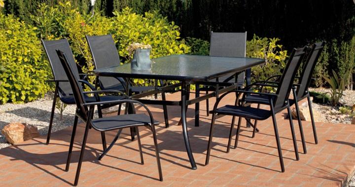 Muebles baratos para la terraza for Comedores de terraza baratos