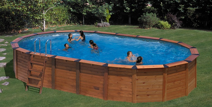 Piscinas de madera baratas for Piscinas super baratas
