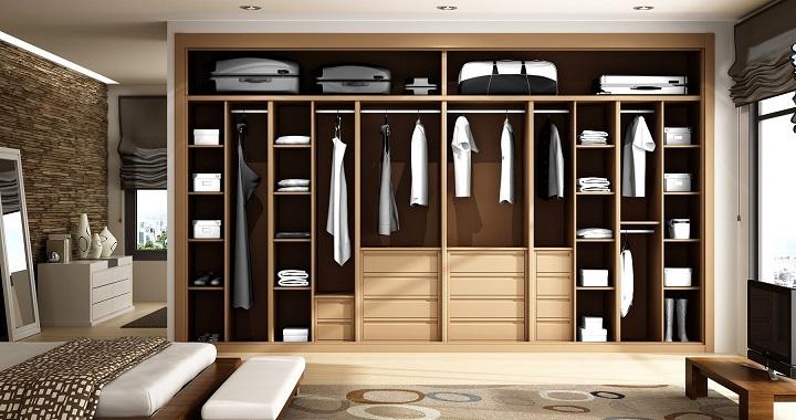 Sacar partido armarios