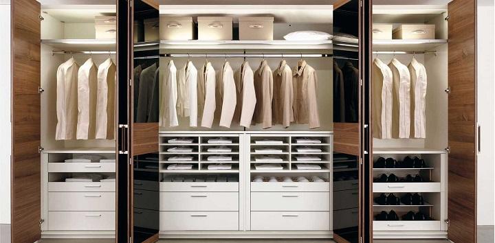 Consejos para sacar partido al armario - Iluminacion interior armarios ...