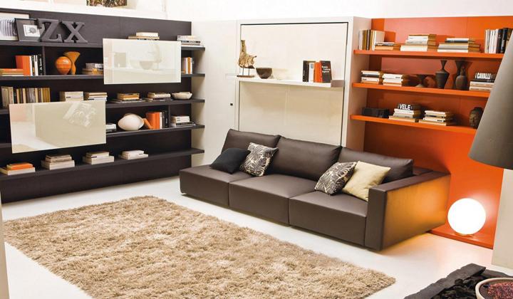 Muebles pr cticos para ahorrar espacio - Muebles practicos para espacios pequenos ...