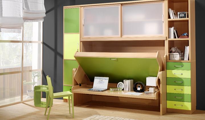 muebles pr cticos para ahorrar espacio
