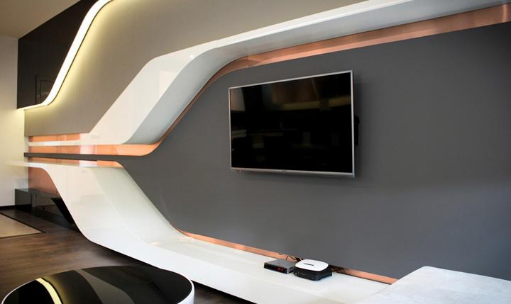 salon futurista