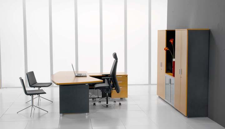 Muebles imprescindibles para la oficina for Muebles despacho casa
