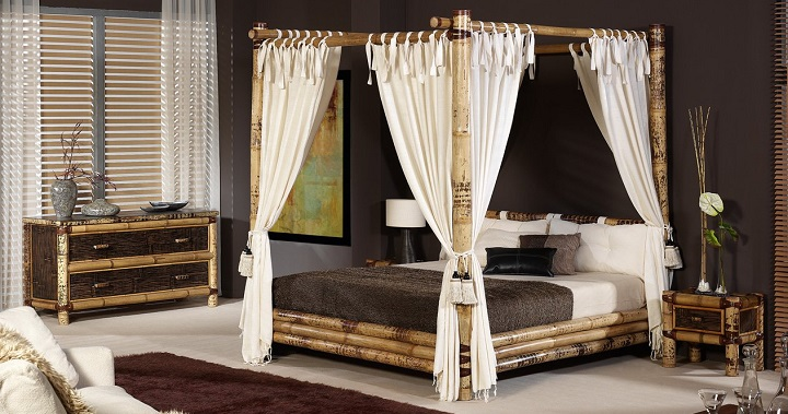ideas decorativas bambu