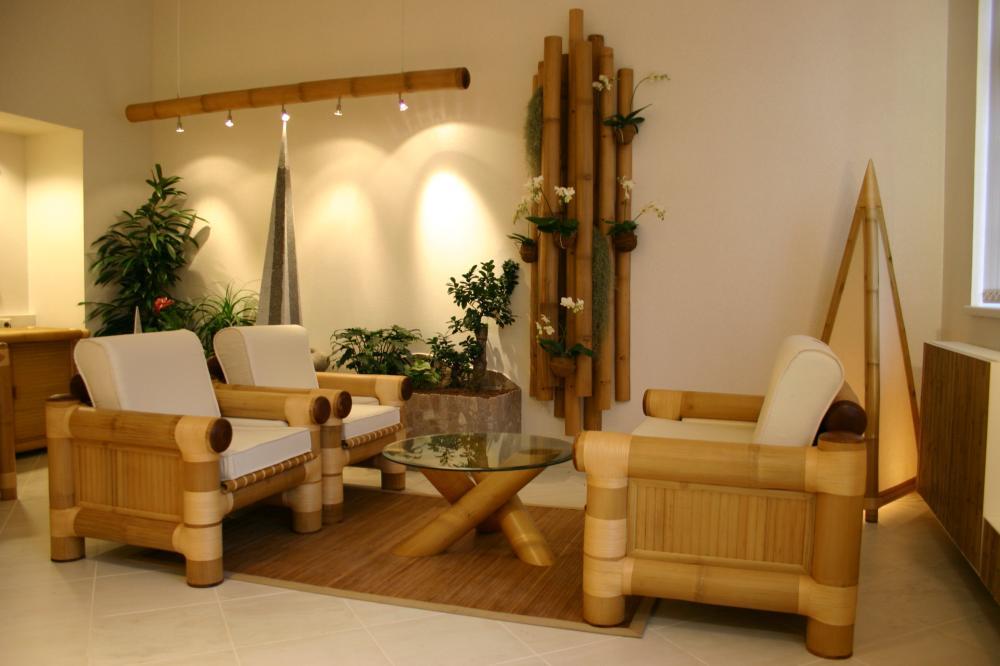 Cortinas De Baño Hipercor:Bamboo Living Room Furniture