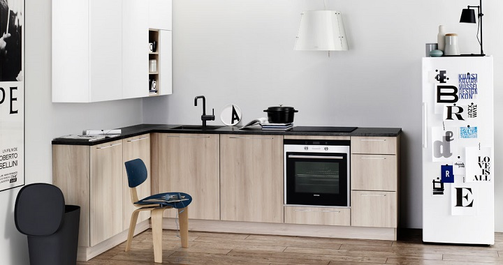 Cat logo de cocinas ba os y armarios kvik 2014 for Decoracion de banos y cocinas