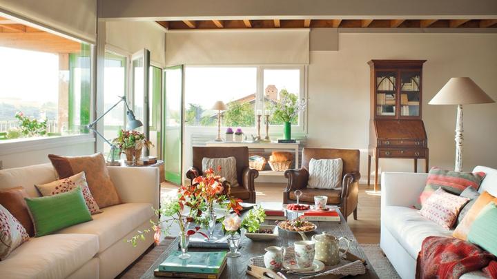 muebles de distintos estilos