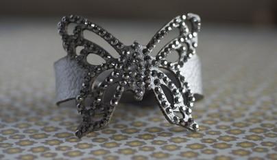 muy mucho mariposas brazalete 3