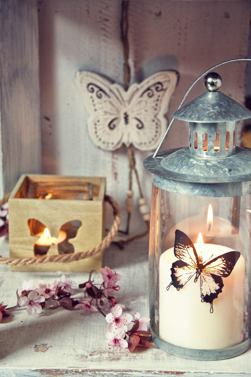 Mariposas y lib lulas en la decoraci n primaveral - Muy mucho catalogo pdf ...