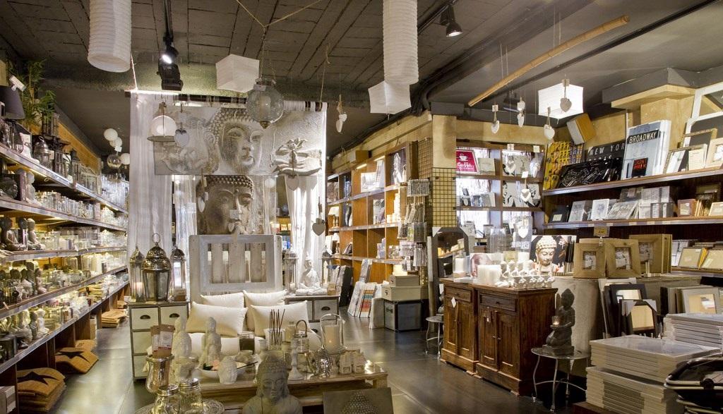 Cinco nuevas tiendas muy mucho en espa a for Productos de decoracion para el hogar