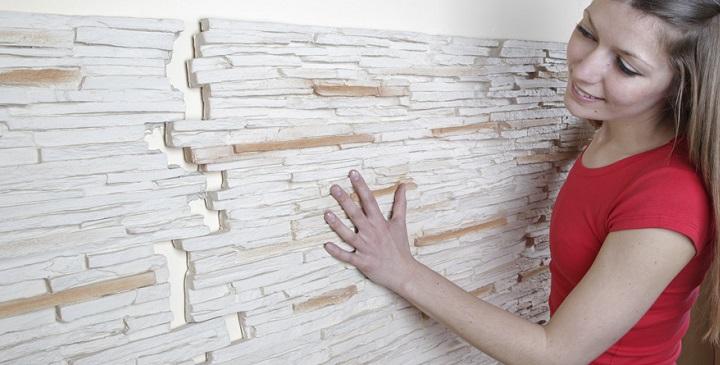 Comedores decorados con paneles - Placas para decorar paredes ...
