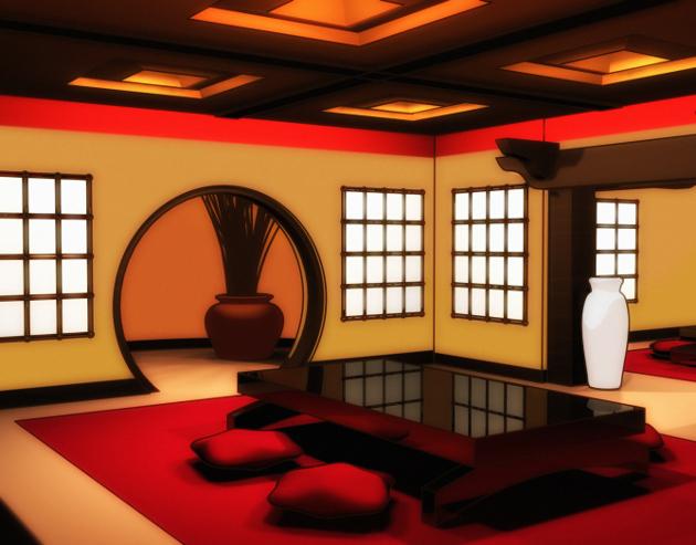 decoracao de interiores estilo oriental : decoracao de interiores estilo oriental:Fotos de casas de estilo oriental