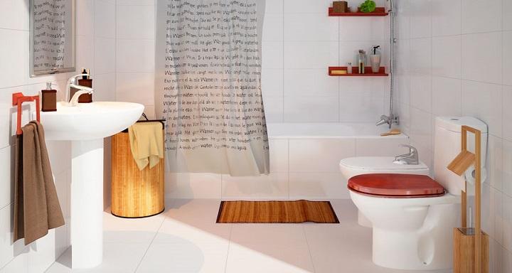 Muebles De Baño Wave:el cuarto de baño suele ser una de las estancias más pequeñas de la