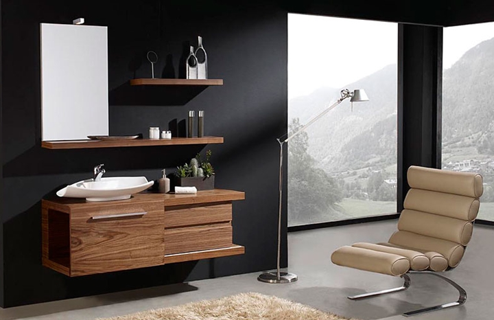 muebles para ba o de madera