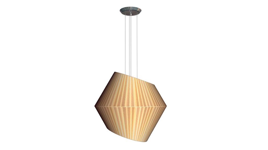 Silk lampara