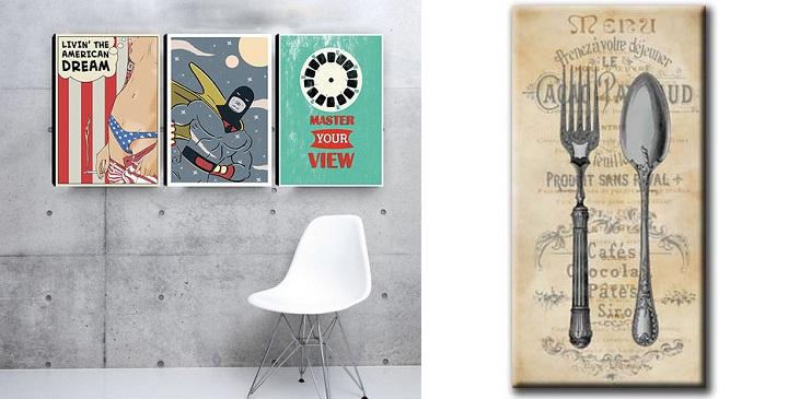 decorar cuadros vintage2