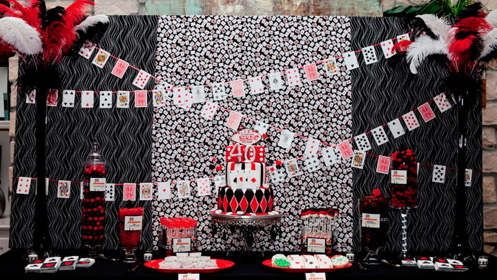 Ideas para decorar el cumplea os de un adulto - Ideas originales para cumpleanos adultos ...