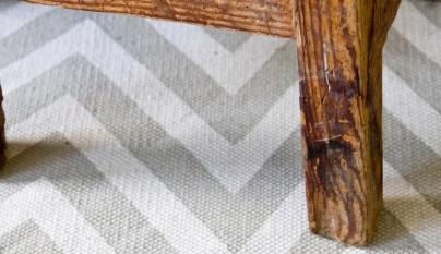 Print geom trico en la nueva colecci n de textiles de muy for Alfombras baratas valencia
