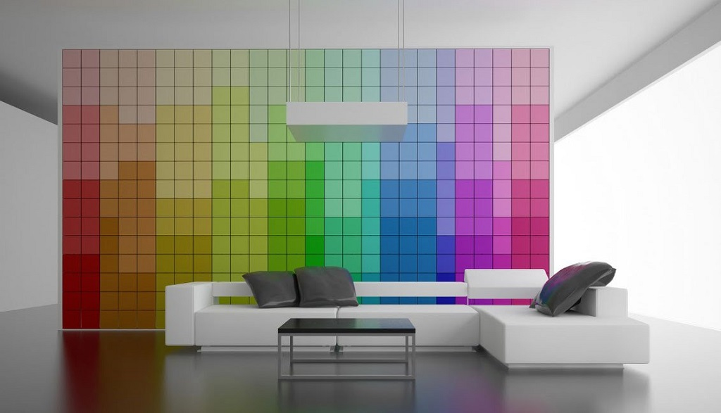 pared multicolor