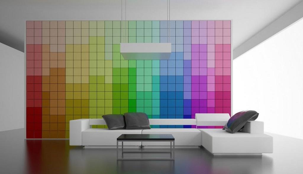 pared multicolor