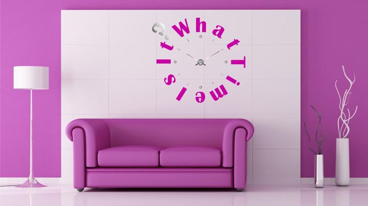 vinilo de color lila