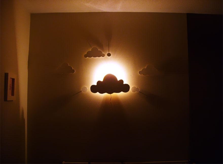 Cloud Night Lights 2