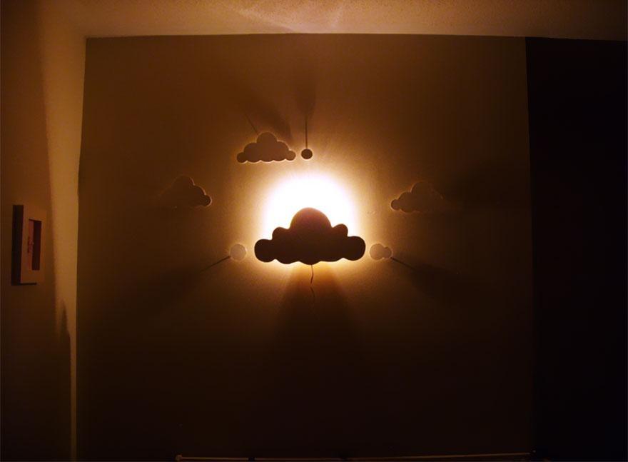 Cloud Night Lights 2