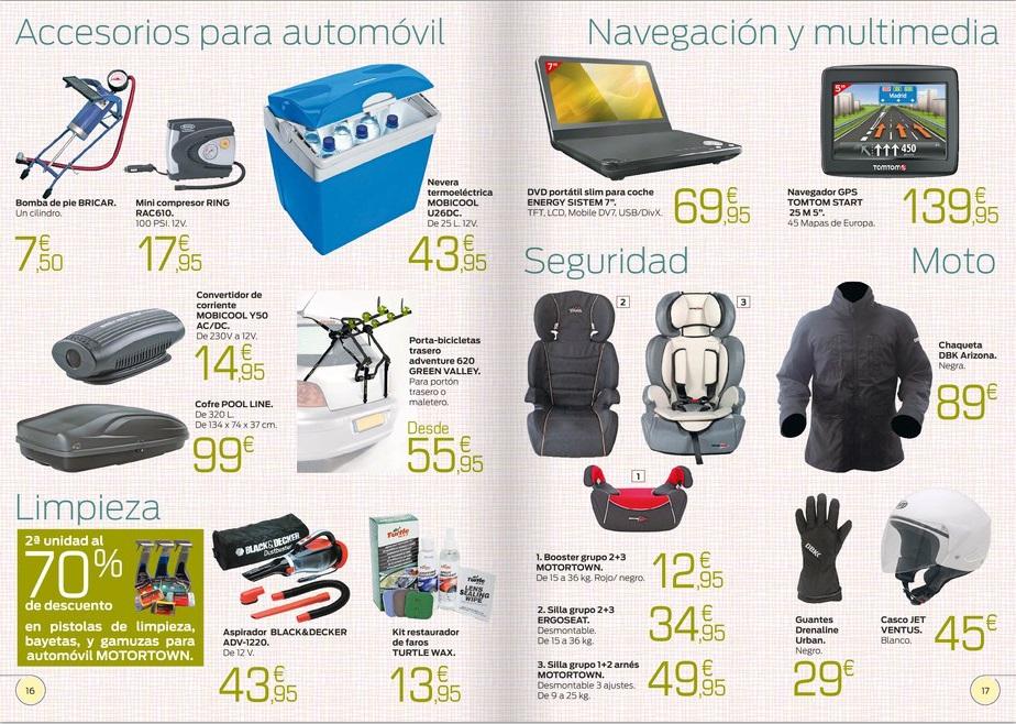 Iluminacion Baño Hipercor:Catálogo Hipercor 2014: muebles para el jardín y la terraza (9/13)